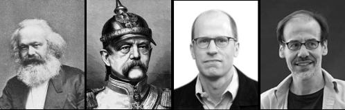 Marx Bismarck Bostrom Fuller