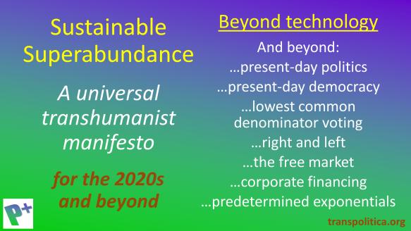 Beyond Technology